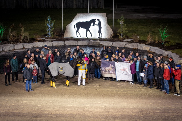 Foiled Again Makes Final Appearance In London - Ontario Racing
